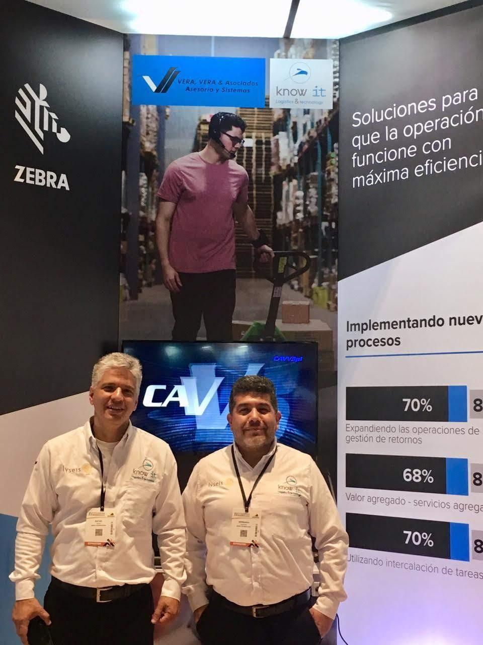 EXPOLOGÍSTICA COLOMBIA 2019 - CAVV3pl